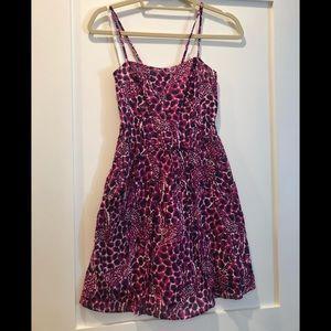 Lilly Pulitzer Leopard Print Dress